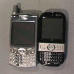 Palm Centro, my new phone
